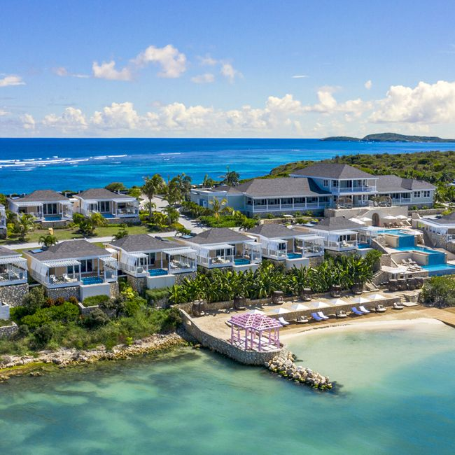 Hammock Cove Resort Spa Antigua main exterior